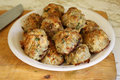 How To Make Forcemeat Balls Or Relishing Stuffing