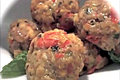 Stuffed Italian Cheese and Herb Meatballs