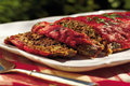 How To Make Easy Meatloaf With Medeterenian Twist