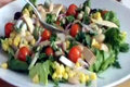 How To Make Mediterranean Salad