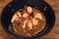 Quick Mexican Pizza