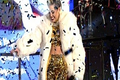 Miley Cyrus -- New Year's Eve Rockin' Performance