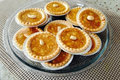 Mini Pumpkin Cream Cheese Pies, Pumpkin Cream Cheese Tarts (holiday Baking Ideas)