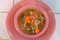 A Couple Minutes With Kelly: Lily's Easy Enhanced Vegetable Soup Recipe Video