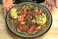 How To Make Moroccan Shrimp With Red Pepper Sauce