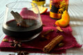 Mulled Wine ( Vin Brul )  