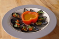Steamed Mussels And Spicy Red Curry Sauce Recipe Video