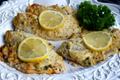 Mustard Roasted Fish