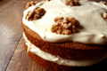How To Make New England Maple Walnut Cake
