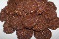 No Bake Nutella Oatmeal Cookies