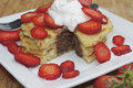 Nutella Stuffed Pancakes ~ Loved Them!