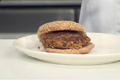 Healthy Black Bean Nutty Burger