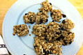 Healthy Oatmeal Banana Cookie