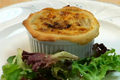 Onion Tart with Nutmeg Flavor
