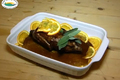 How To Make Orange Stuffed Duck With Orange Sauce