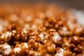 Homemade Organic Caramel Popcorn