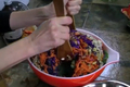 How To Make Raw And Organic Kale Salad