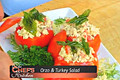 How To Make Orzo & Turkey Salad