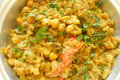 How To Make Channa Aloo (curried Chickpeas & Potatoes)