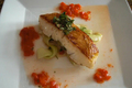 How To Make Easy Pan Roasted Sea Bass With Mint Chili Sauce