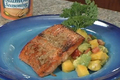 How To Make Salmon With Mango And Avocado Relish
