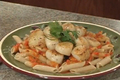 How To Make Scallops And Penne With Roasted Pepper Sauce
