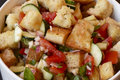 Panzanella Salad- Bread salad