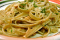 How To Make Parsley Fettuccine