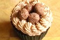 How To Make Party Chocolate Truffle Cupcakes