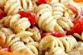 Valentine's Day Fusilli Pasta Dinner