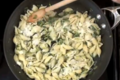 Pasta Shells with Broccoli Rabe