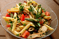 How To Make Pasta With Sauteed Vegetables