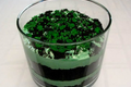 Lynn's St. Patrick's Day Green Pudding with Michael and Tyler