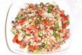 How To Make Healthy Black Eyed Pea Salad