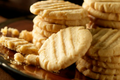 Easy Gluten Free Peanut Butter Cookies 