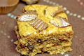 Peanut Butter Jelly Swirl Blondies Recipe Video
