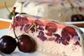 How To Make Dark Cherry Semifreddo