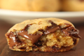 Peanut Butter Protein Chocolate Chip Cookies (Grain and dairy free)