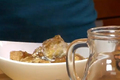 How To Make Pear And Maple Syrup Bread Pudding