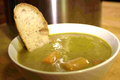 How To Make Split Peas Soup