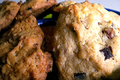 How To Make Blueberry Coconut Pecan Breakfast Cookies