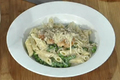 Penne With Chicken, Cannellini, And Broccoli Rabe