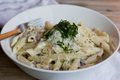How To Make Penne With Chanterelle And Cep Sauce