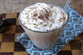 How To Make Peppermint Mocha Milkshake Cocktail