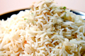 Perfectly Cooked White Basmati