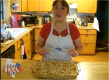 How To Make Deviled Pecan Honey Cornbread Dressing With Ruby Jewel Sweet Red Corn Part 3