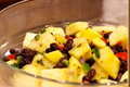 Pineapple and Black Bean Salad Recipe Video