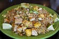 How To Make Classic Pineapple Fried Rice With Tofu