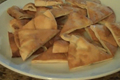 How To Make Baked Pita Chips