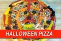 How To Make Halloween Veggie Pizza